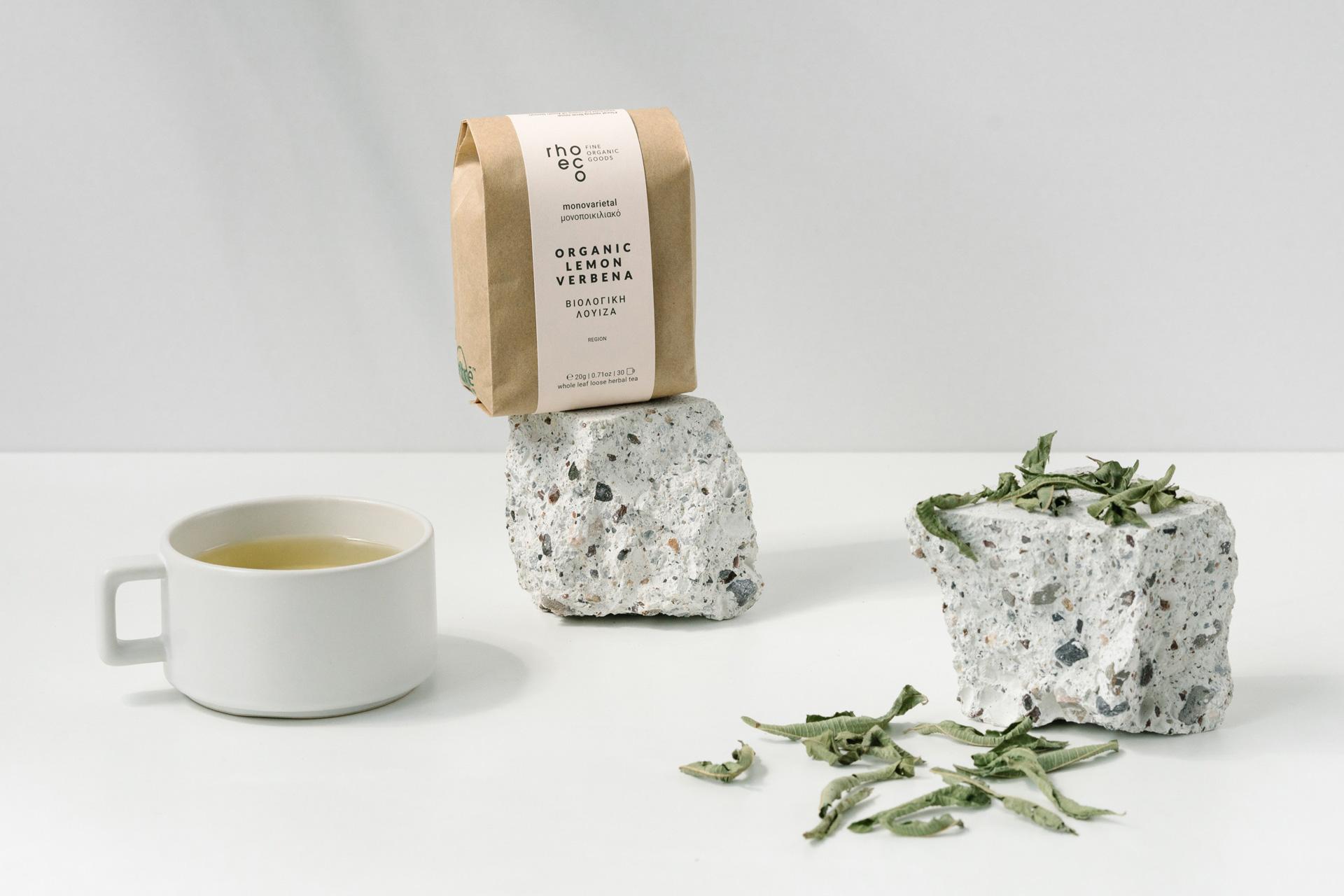 Organic Lemon Verbena