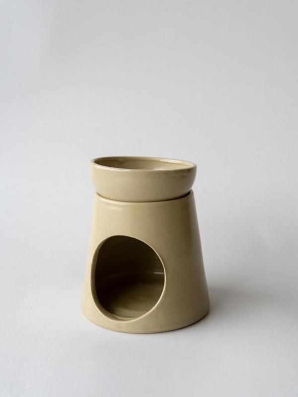 ceramic oil burner rhoeco ginger