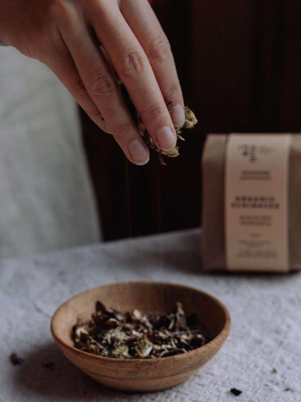 rhoeco organic greek echinacea