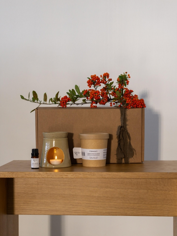 rhoeco home ritual support yourself