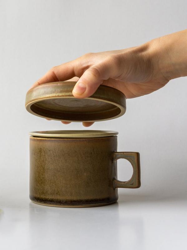 rhoeco stoneware brewing set