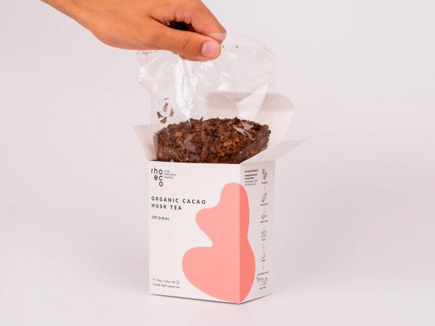 rhoeco cacao husk tea