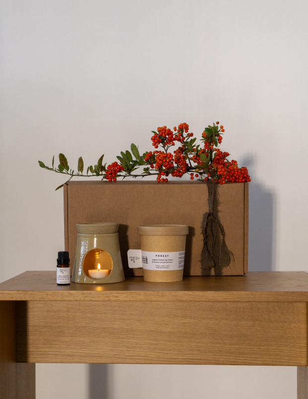 rhoeco support yourself home ritual