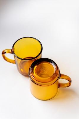amber mug rhoeco duralex
