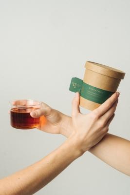 organic herbal tea christmas