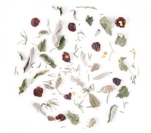 herbs blend tea mix whole leaf organic greek