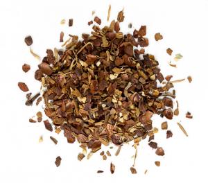 cacao husks chai rhoeco