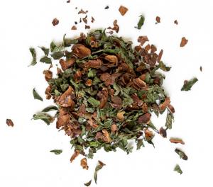 cacao husks mint rhoeco