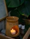 rhoeco ceramic oil burner licorice