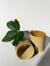 rhoeco miscellaneous stoneware handleless cups