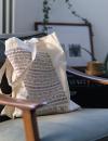 rhoeco organic cotton tote bag